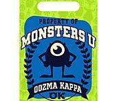 Monsters Inc. Birthday Party Ideas / Disney's Monsters Inc birthday party ideas for boy and girls.