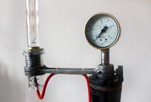 Lampa Wieża Ciśnień w stylu Industrial, Loft…