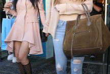 Kardashian Style / What are the Kardashians up to? What are they wearing or these days not wearing? How is Keeping Up with the Kardashians reality tv show doing?