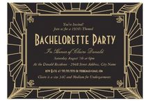 Bachelorette Party Ideas / by Hope Waldrum