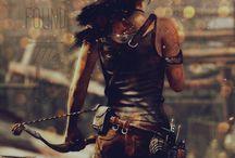 Lara croft ...Shadow of the tomb raider