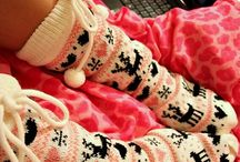 Slipper Socks / by Stasia England