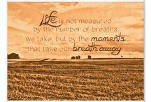Life Is Not Measured Quote / Life is not measured by the number of breaths we take but by the number of moments that take our breath away.