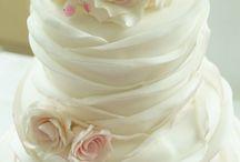 Ruffle cakes