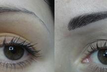 Makeup semipermanent