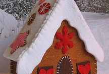 Gingerbreads / by Lisa Henderson