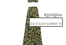 GOLD GLOW by C-THROU / GOLD GLOW by  C-THROU Summer Resort 14 collection  Shop Online at C-THROU.COM