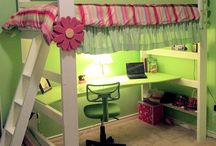 Redesigning Abby's room / by Shannon Williamson