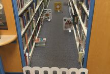Library Mini Golf! / Our young patrons had fun playing mini golf throughout the Children's Room