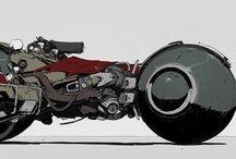 Vehicle / Bikes