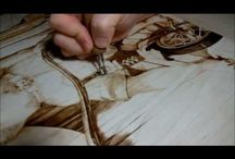 Craft Wood Burning