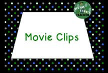 Movie Clips / Movie Clips to use in the classroom. These will be movies posted on my Movie Clip Monday linky.