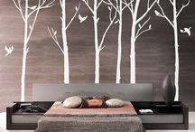 Witte bomen
