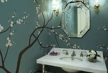 Interiors - Bathrooms / by Kim