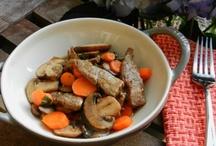 Main Meals: Beef / by Debi Miller