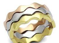 Oceľové prstene / steel rings