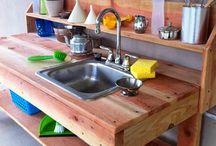 mud kitchen designs
