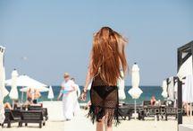 Beach clothing / Beachwear / Beach fashion