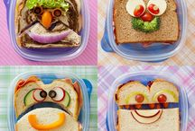 Kids lunches / by Adele Wachter Windsor