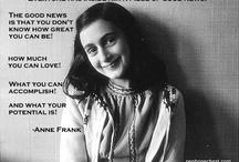 Anne Frank / by Wendy