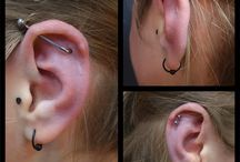 Piercing Ideas / Works of our great piercers: Morbid & Sailor Di