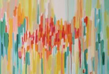 Small Abstract Inspiration / by Jennifer Kirsch