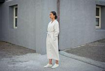 Lulu Coat white