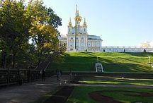 Путешествую по России.