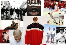 Casely-Hayford AW13 mood board