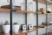 Stylish Storage Solutions / Get organized at home with our stylish storage solutions.