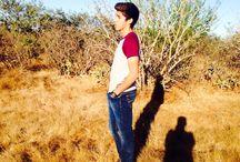 Living in the desert / #Vans #Young