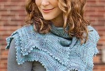 Crafts-Shawls-Knit / by Linda Swartz