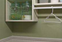 Laundry room / by Jill Resler