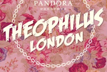 Pandora Event Posters / by Jeff Ho