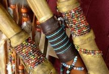 Tribal Artifacts / African, Native american etc