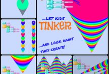 MakerEd Projects / Cool images and ideas for #Makered type projects... both in and out of school!
