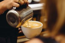 Cafe's / #coffee #tea #cafe #goodeats