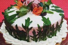 Antipasti,  torte tramezzino e finger food