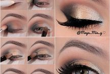 Make-up Ideas / by Miliana Manson
