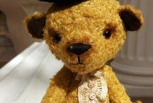 Teddy Bears My Creations
