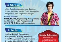 Management admission in Abroad / If you want to take admission in Abroad for management and medical then you are contact with Mete Meta Education India Pvt. Ltd. We are providing the admission in best college of Abroad.
