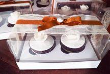 Delicados e Românticos Cupcakes / Cupcakes da Ana Barros Bolos para deixar momentos especiais ainda mais gostosos!