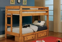 Bunk Beds for Kids / by Chloe