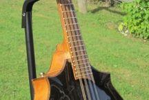 Strenginstrumenter / Det er instrumenter med strenge :-/
