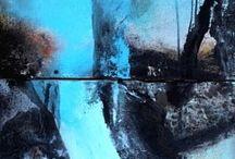Akvarellit_öljyvärityöt