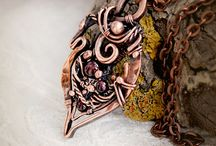 Wire Work Jewelry and More