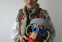 Romanian traditional masks