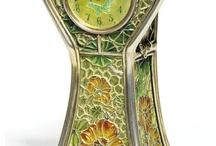 French Art Nouveau objects