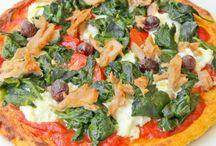 Best Of Veggie Pizzas / Vegetarian & Vegan Pizza recipes