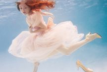 Kids underwater portraits